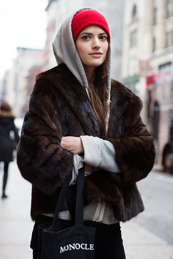 6 Fashion Gallery COATS Streetstyle #Winter 2012 on charliestine.net