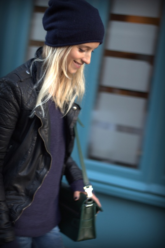 6 FashionGallery HATS Streetstyle # Winter 2012 on charliestine.net