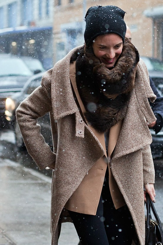 7 Fashion Gallery COATS Streetstyle # Winter 2012 on charliestine.net (2)