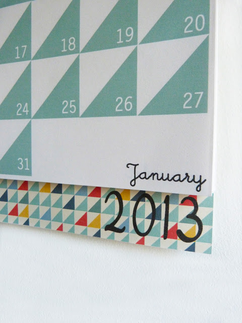 10 Free printable 2013 calendars on charliestine.net