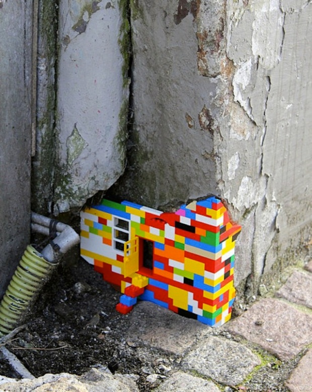12 Lego-house