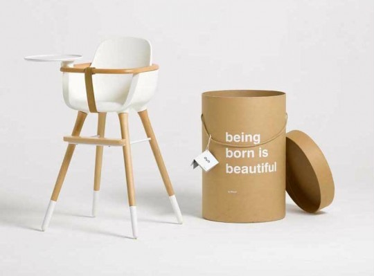 1 Chaise haute OVO design culdesac.es éditeur Micuna on CharliEstine.net