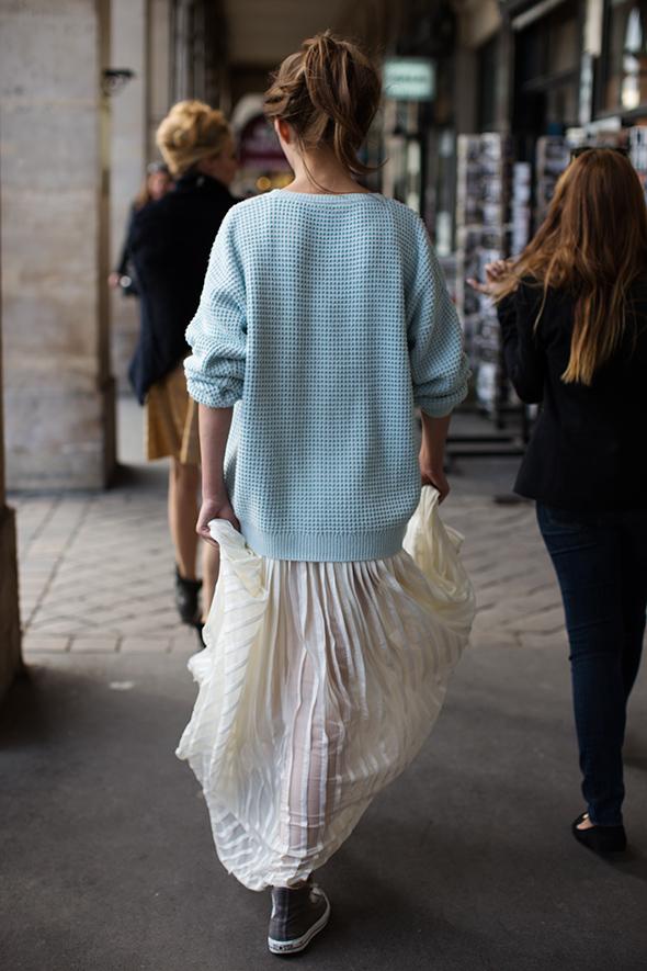 12 Fashion Gallery LONG Streetstyle # Winter 2012 on charliestine.net