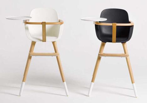 4 Chaise haute OVO design culdesac.es éditeur Micuna on CharliEstine.net