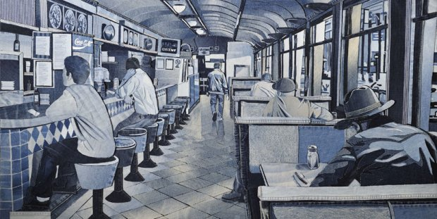 4 Denimu_Art_cheyenne_diner on charliestine.net