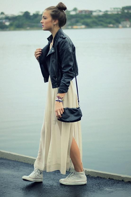 4 Fashion Gallery LONG Streetstyle # Winter 2012 on charliestine.net