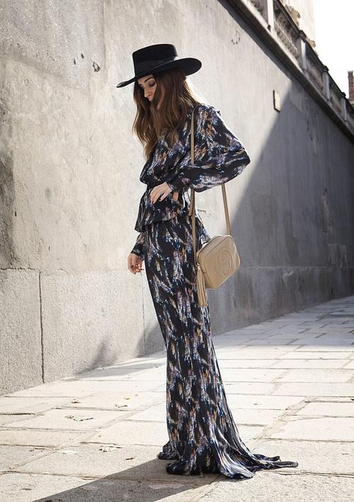 5 Fashion Gallery LONG Streetstyle # Winter 2012 on charliestine.net