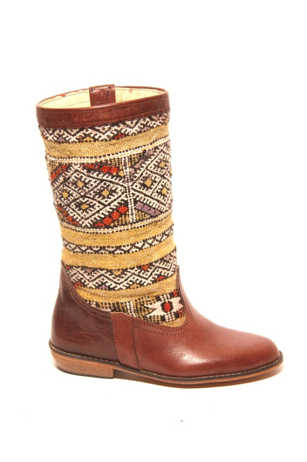 1 Bottes Kilim by Georgy on CharliEstine.net