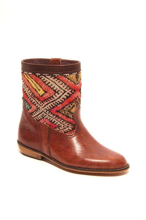4 Bottes Kilim by Georgy on CharliEstine.net