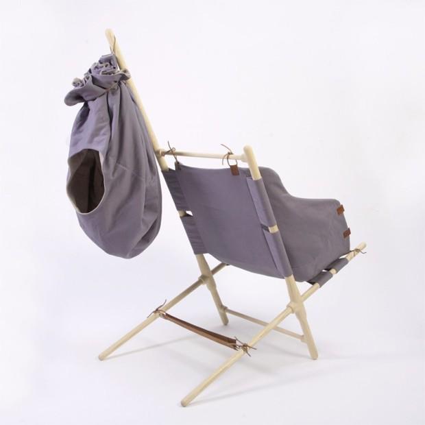 4 The Nordic Nomad Chair  by Bjarke Frederiksen on charliestine.net
