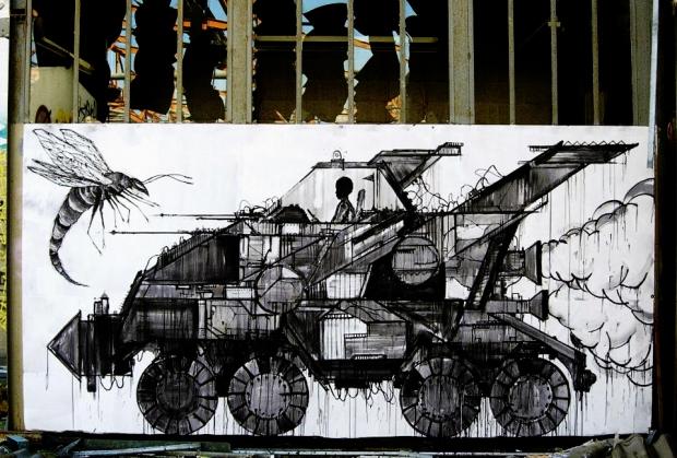 9 IEMZA_ Street Art on CharliEstine.net