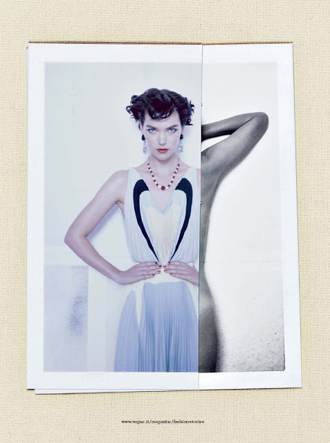 Arizona Muse by Paolo Roversi (Lost In Details - Vogue Italia March 2012) 7