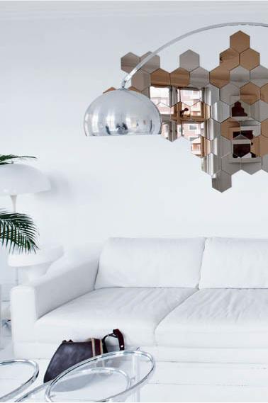 Miroir Hönefoss d'IKEA on CharliEstine.net