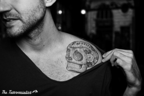 0 The Tattoorialist on CharliEstine.net